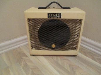 Crate VC508 5-watt Tube Amp 1X8. USA USA Mini Tube Coolness!