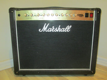 Minty McMint Marshall DSL40C 40-watt All-Tube 1X12 Combo. Yowza.