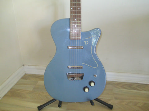 Stellar 1990s '90s Early 2000s Danelectro U2 First Reissue. Made in Korea. Amazing value.