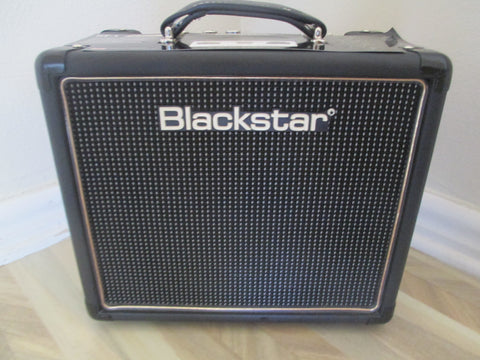 Mint Blackstar HT-1 1-watt 1X8 Tube Amp. Big Tone, Small Package.