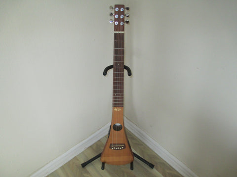 Martin Backpacker with Pickup and equalizer Acoustic Electric. Portable tone.