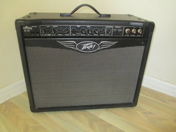 Peavey ValveKing 50 50-watt Tube Amp, 112, two channels with reverb