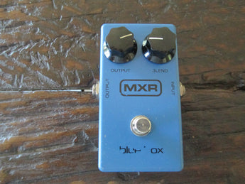 1978 '78 Vintage MXR Blue Box Octave Fuzz Pedal. Whole Lotta Fuzz!