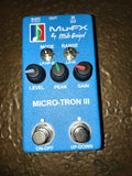 Mu-FX Mu-Tron Mutron Micro-Tron III Envelope Filter. Excellent Condition.
