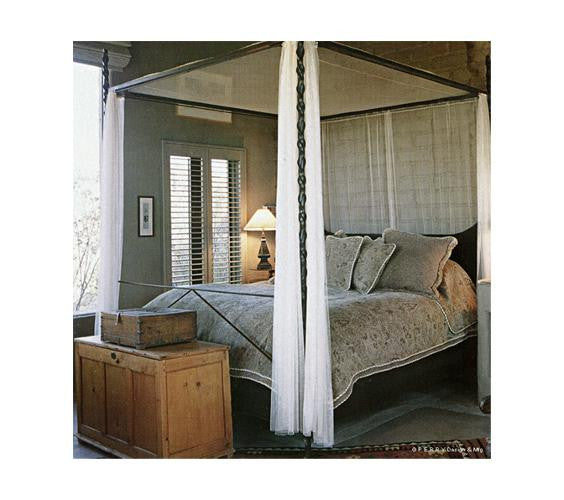 Arioso Four Poster Bed