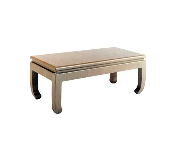 Canton Curved Leg Coffee Table