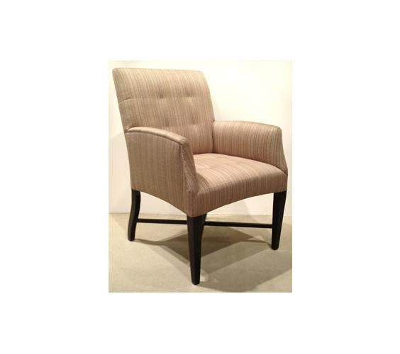 Cosmo Dining Arm Chair or Occasional Pull-up Chair