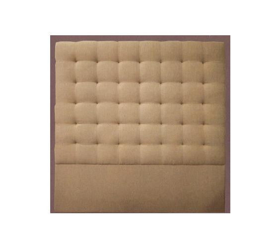 Square Tufted Upholstered Headboard