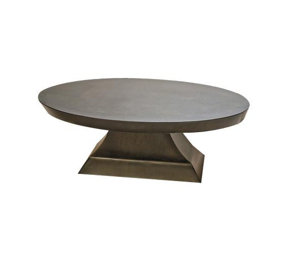 Oval Nagato Coffee Table