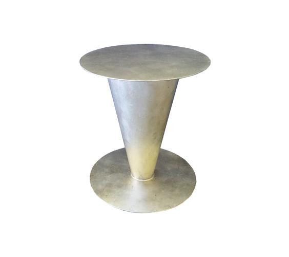 Cone Pedestal Dining Table Base