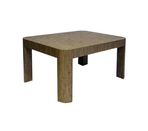 Dining Table With Radius Legs