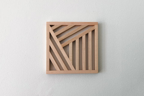 Maple Trivet, No. 2