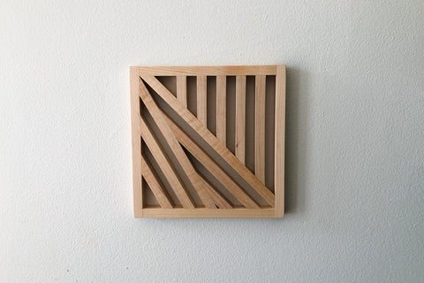 Maple Trivet, No. 1