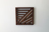 Walnut Trivet, No. 1