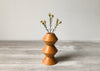 Column Bud Vase, Oak