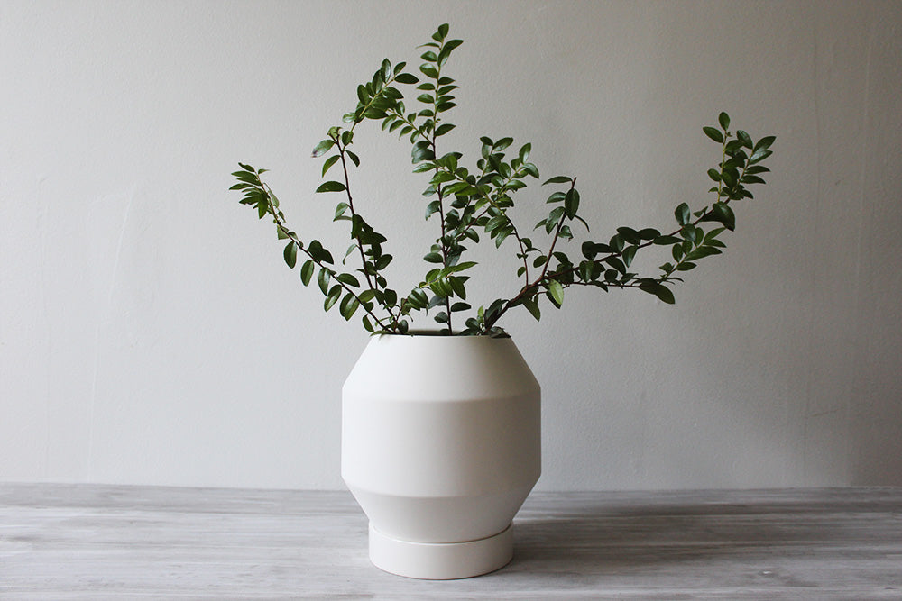 Radial Vessel Planter