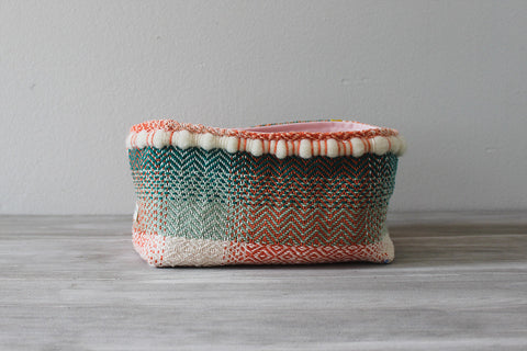 Rectangle Woven Pot #3