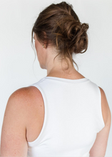 "Load image into Gallery viewer, ""No See"" Double Knit Tank"