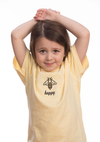 Bee Happy Youth Tee