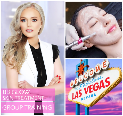 BB GLOW SKIN TREATMENT GROUP TRAINING - Mallyna® Lash & Brow