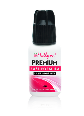 PREMIUM GLUE FOR EYELASH EXTENSIONS (10ML) - Mallyna® Lash & Brow