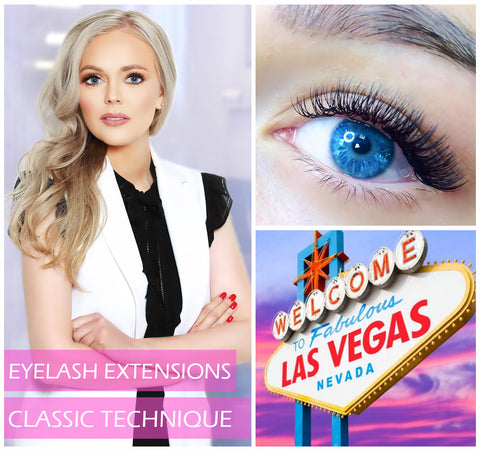 CLASSIC TECHNIQUE PRIVATE TRAINING - FULL 2 DAY PROGRAM - Mallyna® Lash & Brow