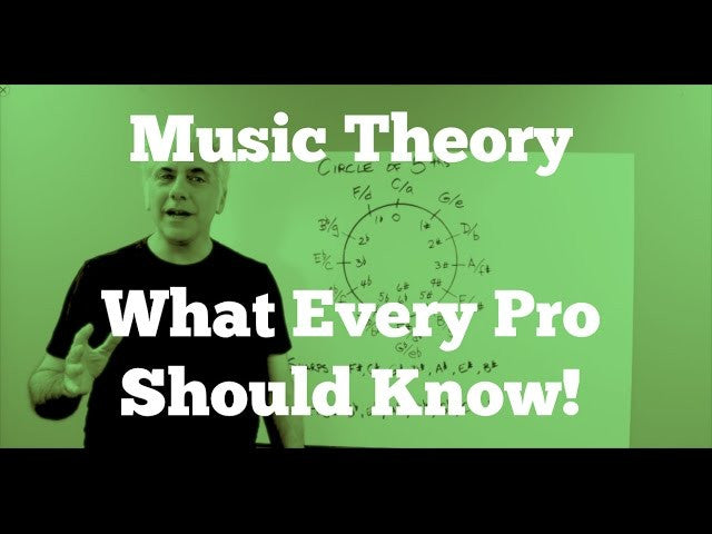 Music Theory Videos