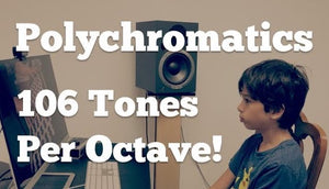 Forget Microtones, Check Out Polychromatics!