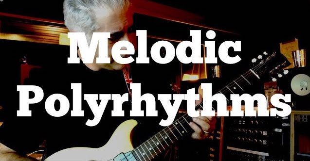 Melodic Polyrhythms and Metric Modulations