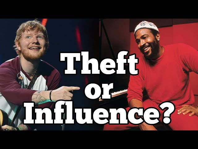 ED SHEERAN VS. MARVIN GAYE LAWSUIT: Let's Compare!