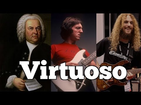 What Makes a Virtuoso?
