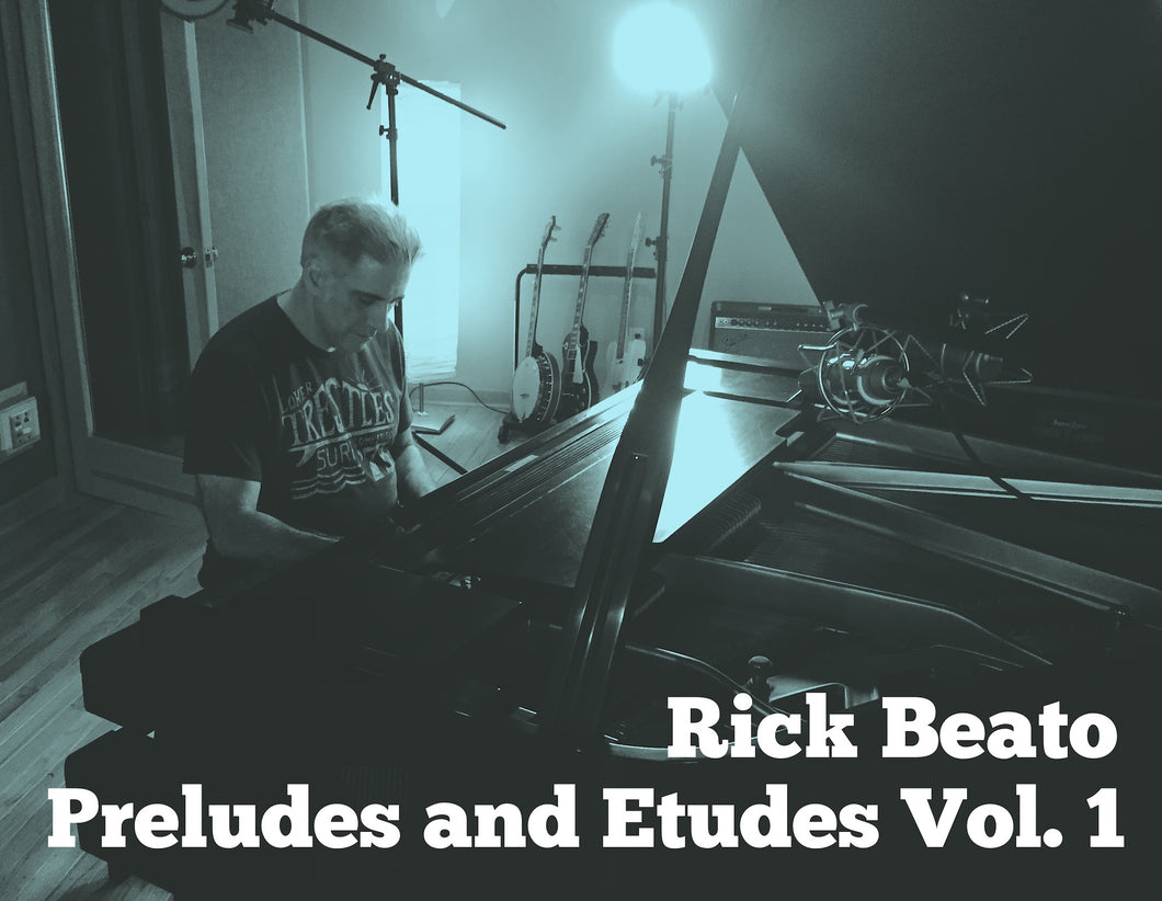 Rick Beato - Preludes and Etudes Vol. 1 (44.1khz)