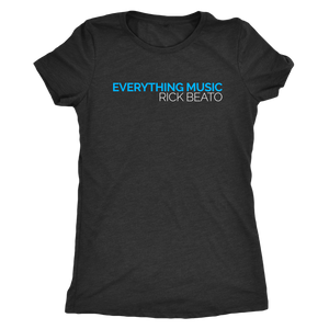 Rick Beato T-Shirt - 'EVERYTHING MUSIC'