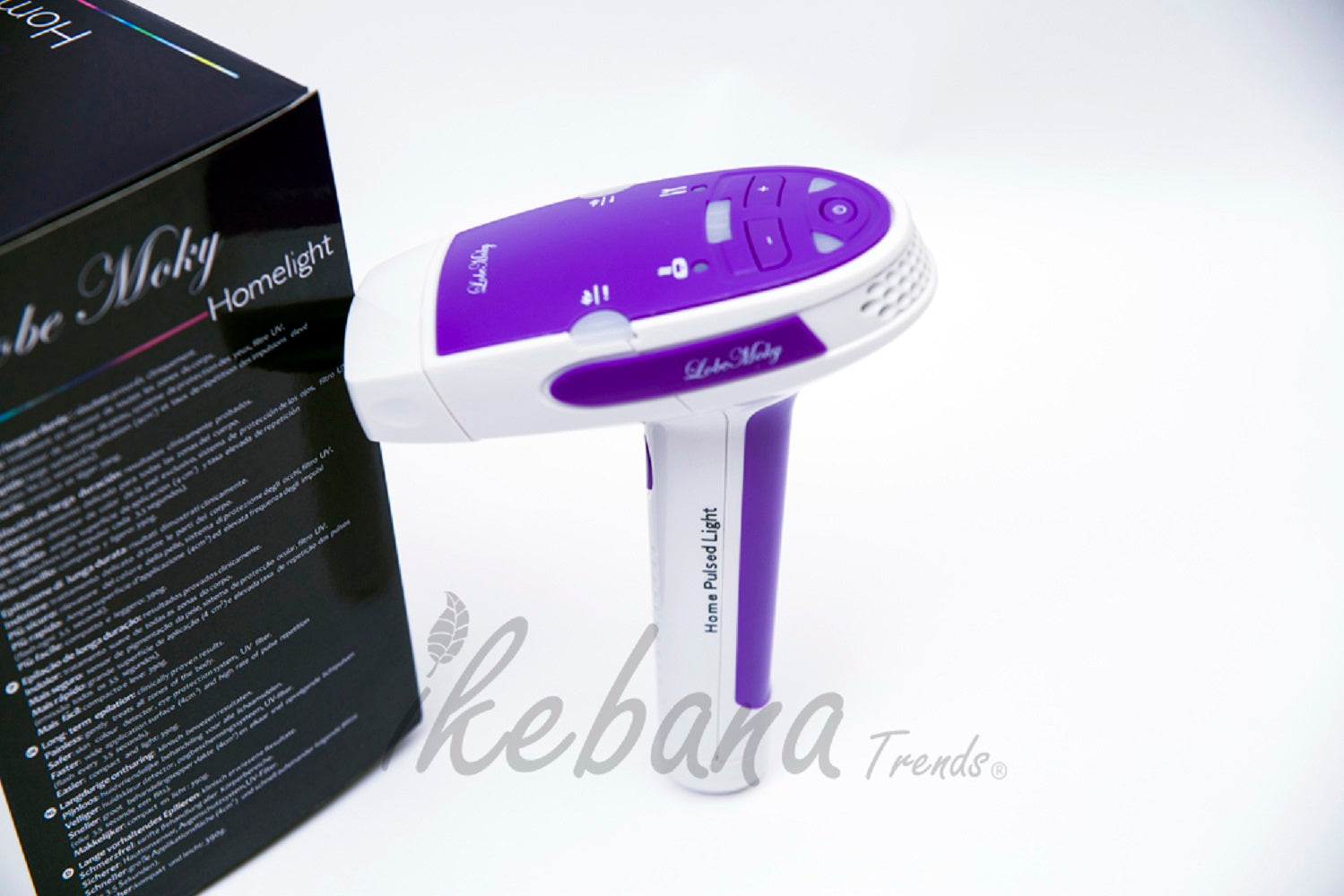 Intense pulsed light \'\'IPL\'\' Hair Removal Device on Body and Face ...