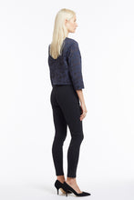 P008 Black Nadine Legging Pant - Back