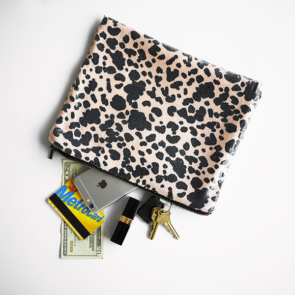 A003-PISA Mindy Sequin Clutch