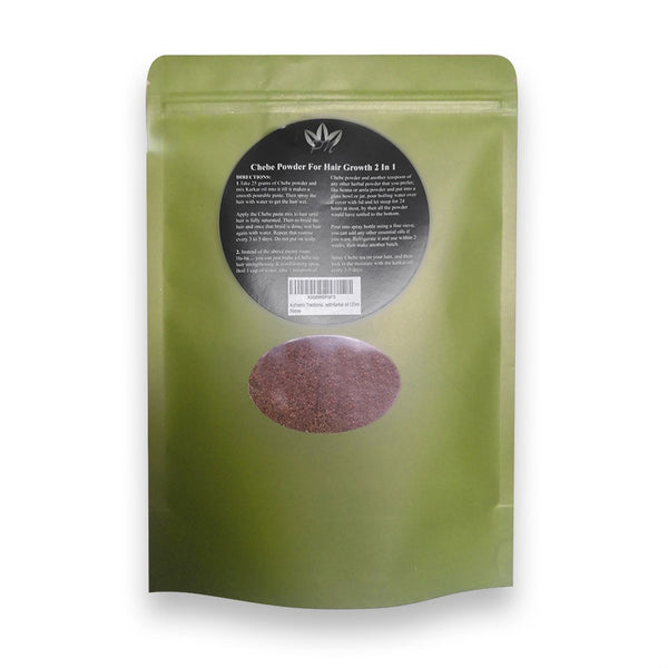 Premium quality Organic Chebe powder 100 g with Karkar oil 120 ml (Free UK Delivery)