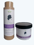 Chebe shampoo 500 ml Made with 100% Herbs & chebe powder from chad