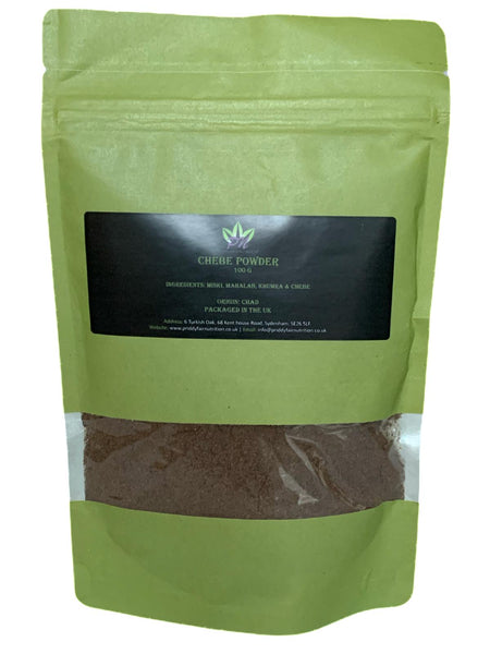Authentic Traditional Chebe powder from Chad 100g