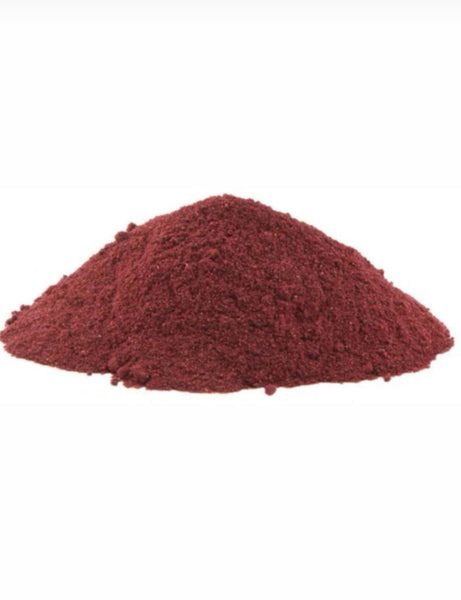 Organic Hibiscus powder Tea blend with Lemongrass powder, Cinnamon powder and Ginger powder & Clove ( 100g )