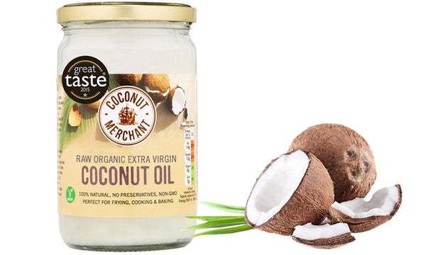 Organic extra virgin coconut oil 1 ltr