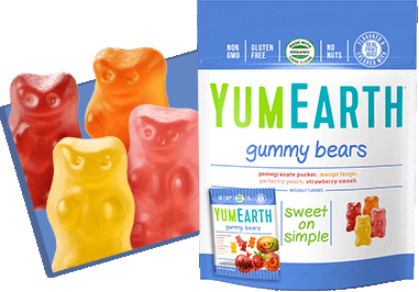 yummly assorted gummy bears 19.8 g