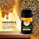 Raw Wild Forest Honey 500g , Unfiltered 100% Pure, Premium Quailty