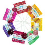 Organic Fruit flavored vitamin C Lollipops