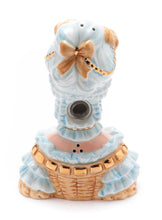 Marie Antoinette Salt and Pepper Shaker, Head Comes Off
