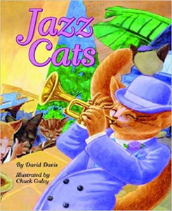 Children's book about New Orleans Jazz