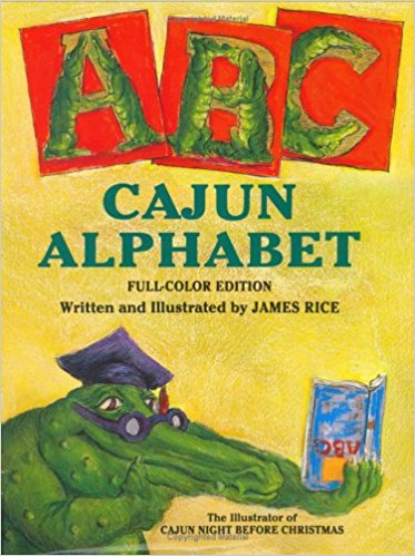 Cajun Alphabet for Children