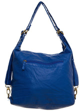 Convertible Crossbody Backpack-Royal Bluel-Ampere Creations