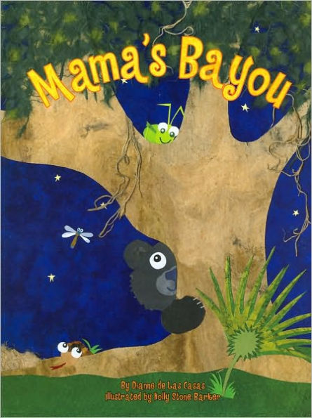 Mamas Bayou, Childrens Book