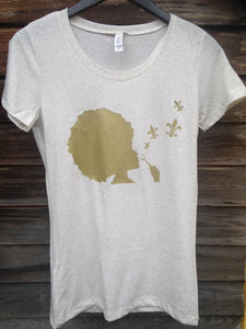 Bubble Girl, Women's Track Shirt